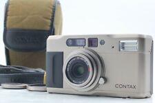 [NEAR MINT++ w/Case] Contax TVS 35mm Point & Shoot Film Camera JAPAN #237