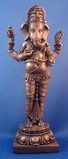 Hindu Ganesh Statue Ganesha Elephant God of Wisdom Writing Scholarship #BZGS