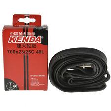 KENDA Road Bike Bicycle Tube 700×23/25C 120Psi Presta Valve 48mm 1pcs