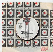 "Rockers Revenge - Walking On Sunshine 7"" Single 1982"