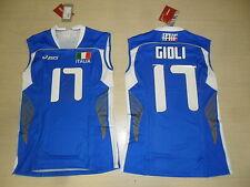 Size Xl Gioli Fipav Italy Italy Volleyball T-Shirt Olympics Women'S