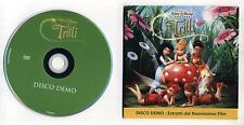 Dvd TRILLI Walt Disney DISCO DEMO OTTIMO Promo Fate