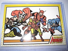 THE COMPLETE AVENGERS 1963 PRESENT PROMO MARVEL P1 MINT FALL 2006