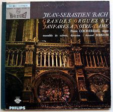 COCHEREAU/ANDRE BACH Grandes Orgue et Fanfares Philips Hi-Fi Stereo 435.488 2Y