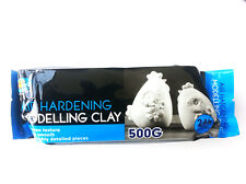 Artoys Air Hardening Modelling Clay AIR DRY CLAY White 500g Craft Art Supply