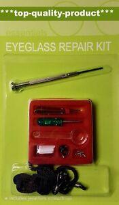 Spectacle/Optical/Sun Glasses Repair Kit Eye Glasses Repair Kit Screws