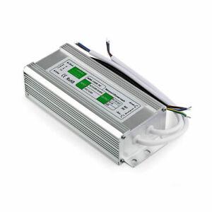 LED Trafo 10-350W Transformator Netzteil IP67 12V Wasserdicht für LED Strip DHL
