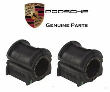 Porsche 911,Carrera,Boxster Front Sway Bar Bushing SET OF 2 NEW 996 343 792 12