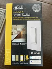 Ge In-Wall Wi-Fi Smart Switch Powered By MyTouchSmart 40792