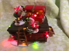 """Dept. 56 Heritage Village Collection """"Untangle the Christmas Lights"""""""