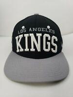 Los Angeles Kings snapback hat Zephyr Used  see description