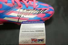 James Rodriguez Real Madrid Signed Soccer Cleat with PSA/DNA COA