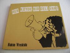 Her Köyde Bir Deli Var! by Hakan Vreskala (CD, Favela Records)