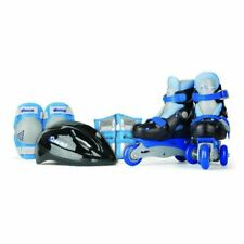 National Sporting Goods New Training Combo in Box - Blue/Black (1-4)