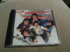 """CD """"LES MUSCLES - ALLEZ HOP BOUM BOUM CRAC CRAC"""" 10 titres"""
