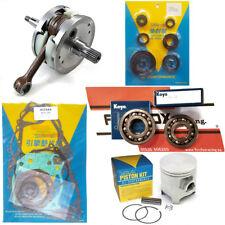 Honda CR250 1997-2001 66.34mm Mitaka Engine Rebuild Kit Inc Crank Piston Gaskets