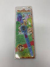 (TAS020786) - 1991 Hanna-Barbera The Flintstones Stone Age Watch - Flint Mobile
