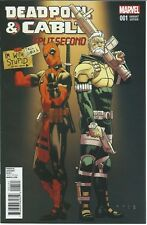 Deadpool and Cable Split Second # 1 Variant 2,3 Set  1st print N Mint 3 issues