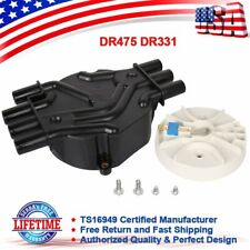 New Distributor Cap and Rotor Kit For Chevrolet Express 1500 GMC Jimmy 10452457