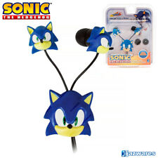 SONIC The Hedgehog 65420 Earbuds, Jazwares