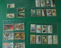 Konvolut Sammelbilder Zigarettenbilder Automatenbilder Maritime Motive Alb-559