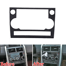 Carbon Style Centre Console Panel Cover Trim For Land Rover Discovery Sport 15+