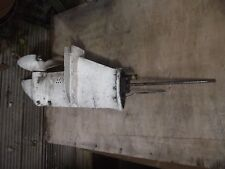 Chrysler/Force outboard motor SAILDRIVE gearbox EXTRA LONG-SHAFT 8-15 HP used.