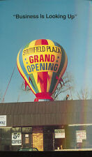 FARMINGTON,MICHIGAN-ROOF-MOUNTED ADVERTISING BALLOONS--(MICH-F*)