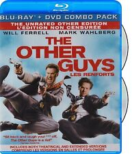 The Other Guys - Slipcover Has Shelf Wear *New Blu-Ray+Dvd*