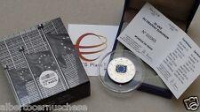 2 euro 2015 Fs proof BE PP FRANCIA france frankreich 30 bandiera flag drapeau