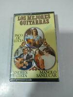 Paco de Lucia Manolo Sanlucar Andres Batista - Cinta Cassette Nueva
