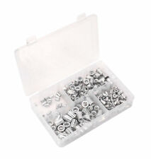 Sealey 200 Piece Rivet Nut Assortment | M4 - M8 | Case Included | AB073TI
