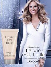 LANCOME La Vie Est Belle Invigorating Fragranced Shower Gel Women 50ml - SALE