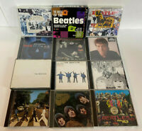 The Beatles CD Collection Huge Lot of Albums & Sets White Sgt Pepper Anthology