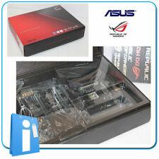 Platte Hauptplatine Z370 Asus Rog Maximus X Hero Wifi AC Socket 1151 mit Zubehör