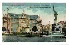CPA -Carte postale-BELGIQUE - Anvers - Athénée Royal --1911  S3970