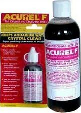 Acurel F25 Water Clarifier, Aquarium, Treats 265 Gallons (25 ml) 1.06 fl oz