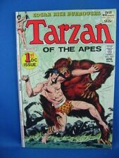 Tarzan #207 (Apr 1972, DC) VF Kubert First Issue