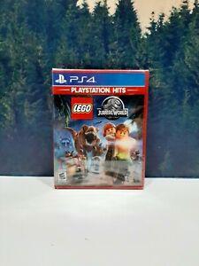NEW SEALED LEGO Jurassic World PlayStation 4 Hits PS4 Game
