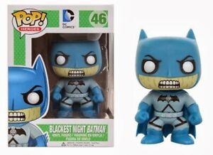 Funko Pop Vinyl Blackest night Batman 46 DC Comics Heroes