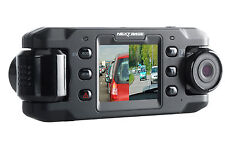 "Nextbase DUO Commercial Car Dash Dashboard Video Dual Camera 2"" 720P HD DVR Cam"