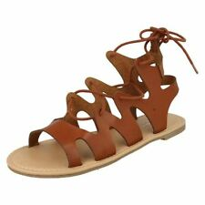 Beach Lace Up Synthetic Shoes for Women