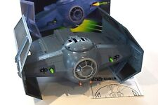STAR WARS POTF2 1996 DARTH VADER'S TIE FIGHTER - BOXED & COMPLETE