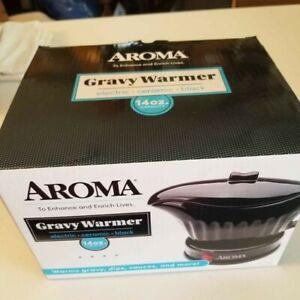 Aroma - Ceramic Gravy Warmer - New