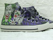 Shoes Man Woman Vintage Converse all Star Batman Joker Size 3,5 - 36 (095)