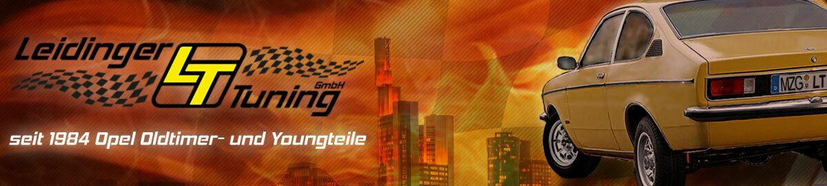 Opel Leidinger Tuning