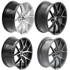 4 Alufelgen Seitronic® RP5 8x18 5x112 ET45 Wheels Rims VW Farbe wählbar NEU