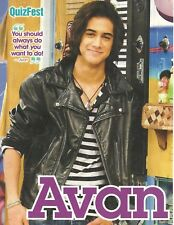 Avan Jogia, Full Page Pinup