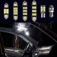23x White Car LED Interior Lights Lamp Bulbs Kit For BMW X5 E53 2000-2006