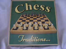 Strategy Chess Board & Traditional Games